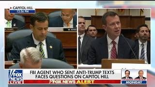 Download Ratcliffe grills Strzok on hateful anti-Trump text messages Video