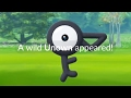 Download Finally! I caught UNOWN in the wild! (The most rare in gen 2 pokemon go) Video