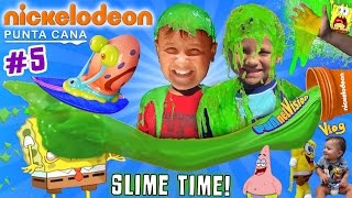 Download SLIME TIME @ NICKELODEON HOTEL PUNTA CANA! FUNnel Vision says Goodbye (Part 5 w/ Recap & Review) Video