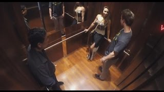 Download TOP FUNNY ELEVATOR PRANKS Video