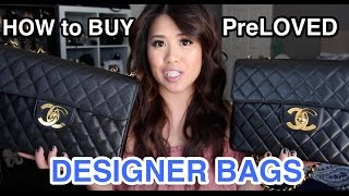 Download How to BUY: PREOWNED/ PRELOVED Designer Handbags Video