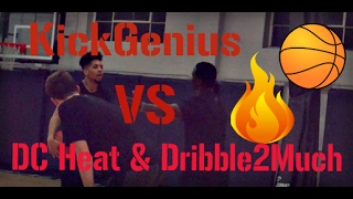 Download HE GOT MAD!!! | 2V2 with Dribble2Much & DC Heat Video