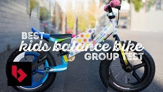 Download Ultimate Guide to Buying a Balance Bike and Group Test Video