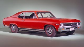 Download Why The 1968-1974 Chevrolet Nova Is America's Favorite Compact Classic Car Video