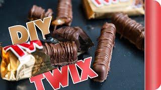 Download DIY Twix Bars Video