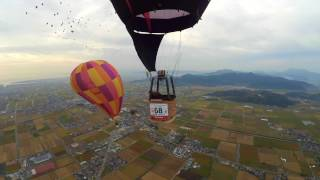 Download first flight in Saga 22nd World Hot Air Balloon Championship Video