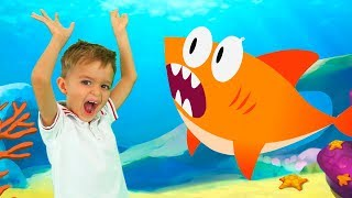 Download Baby Shark - Sing and Dance | Kids Song from Vlad and Nikita Video