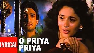 Download ″O Priya Priya″ Full Lyrical Video    Dil    Sad Song    Aamir Khan, Madhuri Dixit Video