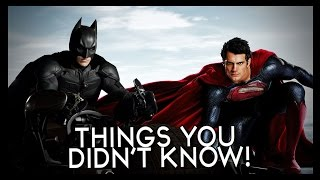 Download 7 MORE Things You (Probably) Didn't Know About Batman AND Superman! Video
