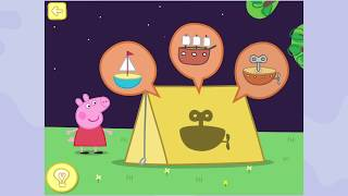 Download Peppa Pig App | World of Peppa Pig - Learn Shapes For Kids | Game for Kids Video