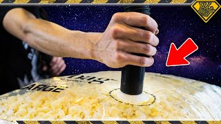 Download Does Popcorn Stay POPPED in Space? Video