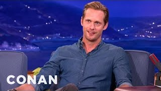 Download Alexander Skarsgard Is Cool With Being Naked Video