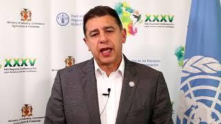 Download Entrevista con el Embajador de Colombia en Jamaica en la Conferencia FAO Américas Video