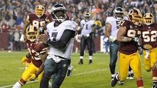Download Michael Vick Dominates the Redskins with 6 TDs! | Week 10, 2010 | NFL Highlights Video
