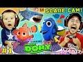 Download FINDING DORY Shark Scare Cam! Disney Infinity 3.0 Movie Playset Part 1 w/ Gummies (FGTEEV Gameplay) Video