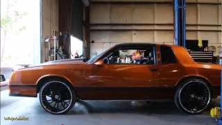 Download WhipAddict: For Sale, $12K 87' Monte Carlo SS T-Top on Forgiato 24s, 6.0 LS, GTO Bucket Seats Video
