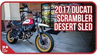Download 2017 Ducati Scrambler Desert Sled | First Ride Video
