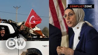 Download Turkish AK Party's Vice-Chair: 'Turkey has not invaded Syria' | DW English Video