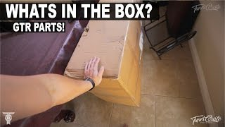Download GTR Parts Whats in the Box? Video