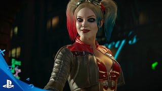 Download Injustice 2 – Harley and Deadshot Trailer | PS4 Video