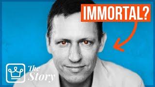 Download How Billionaire Peter Thiel Wants to Cheat Death Video
