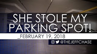 Download REVENGE! - She Stole My Owned Parking Spot (SILLY FUN Instead of Having Her TOWED) Video