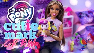 Download Unbox Daily: ALL NEW My Little Pony Cutie Mark Crew | Blind Boxes Video