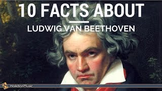 Download Beethoven - 10 Facts About Ludwig van Beethoven | Classical Music History Video