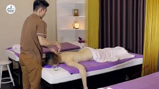 Download Back Massage Techniques - Japanese Massage Therapy For Women Video