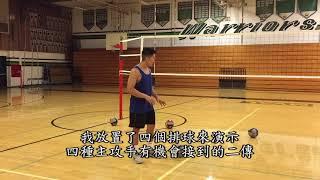 Download 排球教學 怎樣改善 扣球 時機 預判 Improve Spiking TIMING Tutorial 中文字幕 Video