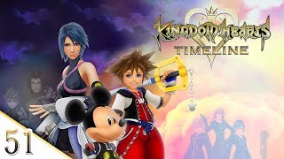 Download KINGDOM HEARTS TIMELINE - Episode 51: Wave of Chaos Video