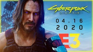 Download Cyberpunk 2077 порвал E3 | Трейлер и Релиз от Киану Ривз | Киберпанк 2077 выйдет 16.04.2020 Video
