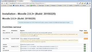Download Moodle Installation Video