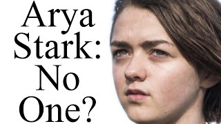Download ″No one″: how will Arya Stark's story end? Video