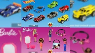 Download Happy meal Hot wheels & barbie MC Donald´s Video
