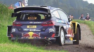 Download WRC Rallye Deutschland 2017 - Shakedown Action & Sounds Video