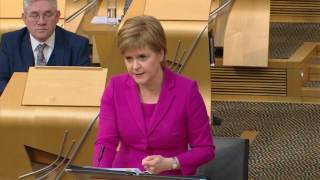 Download First Minister's Questions - Scottish Parliament: 9th February 2017 Video