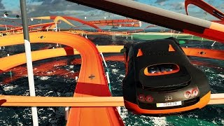 Download Forza Hot Wheels - Part 9 - INSANE BUGATTI VEYRON RACE Video