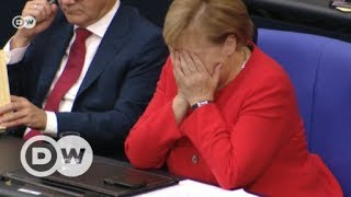 Download Emotionale Generaldebatte im Bundestag | DW Deutsch Video