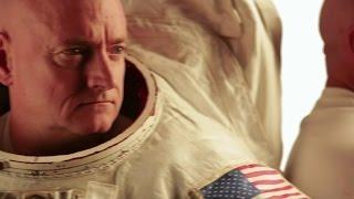 Download Scott Kelly: Nasa astronaut breaks US record for longest space flight Video