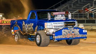 Download Modified 4x4 Trucks pulling at Benson NC June 1 2018 Video