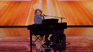 Download The X Factor UK 2017 Grace Davies Brings the Judges to Tears Bootcamp Full Clip S14E11 Video