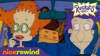 Download Stu and Didi Make a Wrong Turn | Rugrats | NickSplat Video