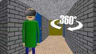 Download Baldi's Basics in 360/VR Video