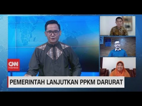 PPKM Darurat Diperpanjang, Pakar: Sangat Prematur untuk Menerapkan Relaksasi dalam Waktu Dekat