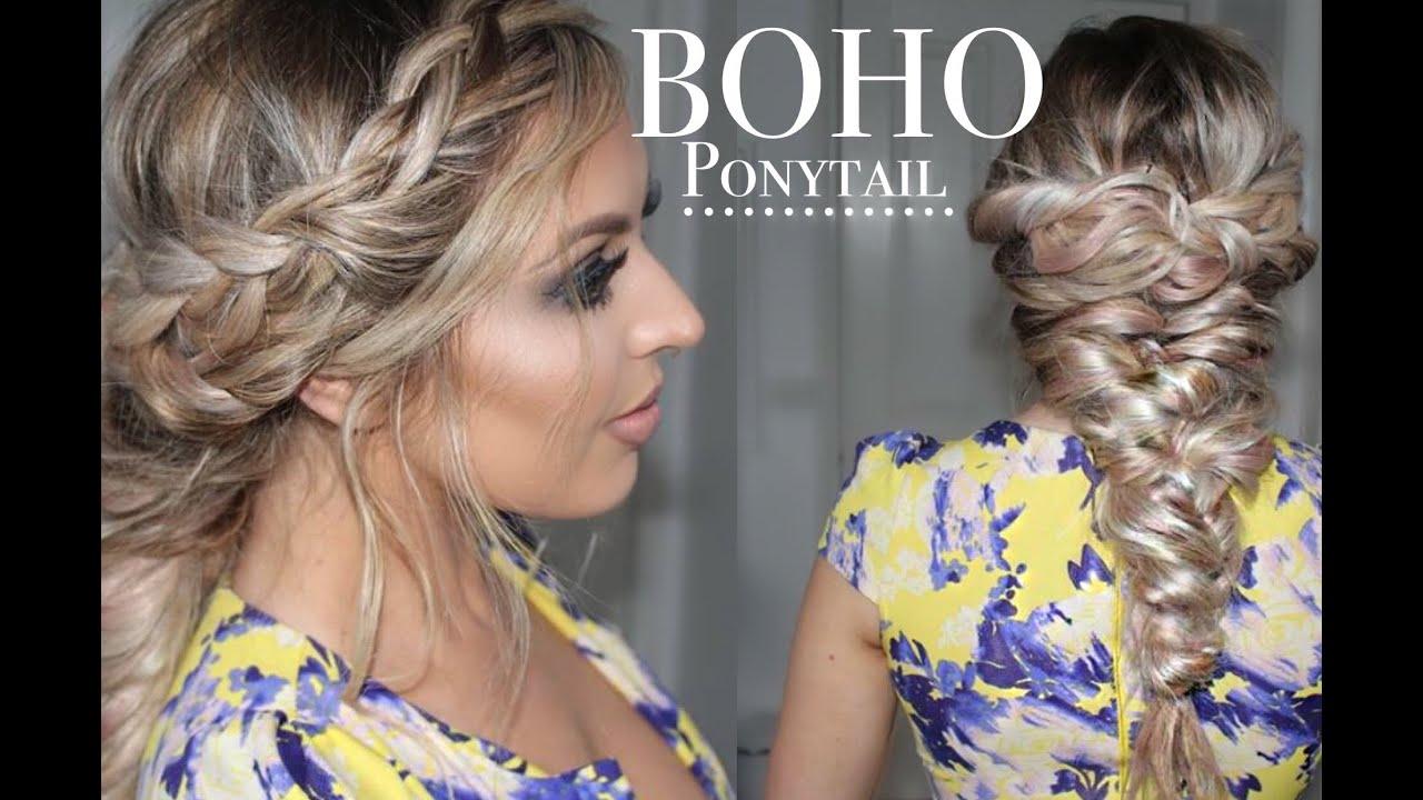 Stream boho ponytail hair tutorial by sshairr 642395 on ecdkvideo boho ponytail hair tutorial by sshairr baditri Choice Image