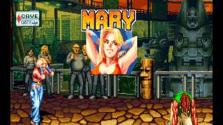 Download Real Bout Fatal Fury (Arcade) Playthrough as Blue Mary Video