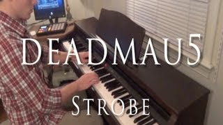 Download Deadmau5 - Strobe (Evan Duffy Piano Cover) Video
