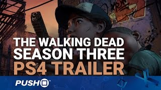 Download The Walking Dead: Season 3 - A New Frontier: The Game Awards 2016 Trailer | PS4 | PlayStation 4 Video