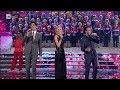 Download Francesca Fialdini con Gigi e Ross: ″Last Christmas″ - Un Natale d'Oro Zecchino 14/12/218 Video